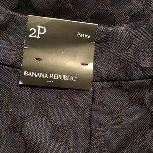 Petite Banana Republic skirt